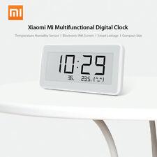 Xiaomi Mi Relógio Digital Multifuncional E-Ink Sensor Umidade Temperatura Tela