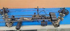 Barnett Archery Vortex Hunter RH Compound Bow w/ Quiver and Arrows