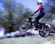 "1970's Yamaha Dirt Bike Motocross Racing Motorcycles 8""x 10"" Photo 23"