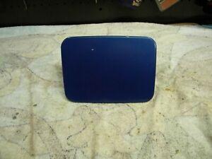 2002  -- 2007 Chevy Aveo  SEDAN  -- FUEL / GAS FILLER DOOR -- Blue