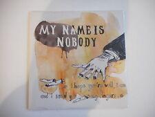 MY NAME IS NOBODY : LITTLE CHICK [ CD ALBUM PROMO NEUF PORT GRATUIT ]