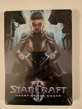 Starcraft II 2 Steelbook G1 Sized Xbox One 360 PS3 PS4 Brand New NO GAME