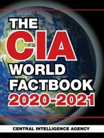 CIA World Factbook 2020-2021, Paperback by Central Intelligence Agency (COR),...