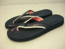 Women's sz 9 M Nike Celso Girl Thong Plus Blue Sandals Flip-Flop 314870-461 2010