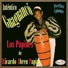 PAPIN Y LOS PAPINES Perlas Cubanas CD #79/120 Ricardo Abreu Guaguanco Cuba Vocal