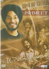ISHMEET / VOICE OF INDIA WINNER - BOLLYWOOD MUSIC DVD