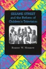 Sesame Street and the Reform of Children's Television-ExLibrary