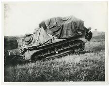 World War I - Vintage 8x10 Publication Photograph - English Tanks
