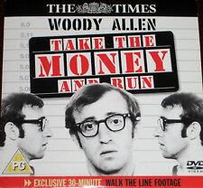 Take The Money And Run (DVD), Woody Allen, Janet Margolin