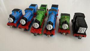 Thomas The Tank Engine Take N Play Trains Bundle Job Lot No 3