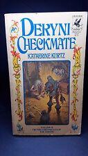 Deryni Checkmate # 2: Katherine Kurtz. Ballantine Books 7th Printing 1980. E-97