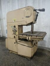 Doall Doall Vertical Band Saw 21 X 12 41 X 32 Table 11200470004