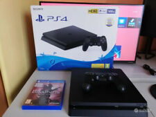 Play Station 4 Ps4 Slim 500 GB + Bloodborne Game of the year edition