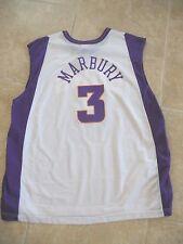 Stephon Marbury Phoenix Suns Signed Autographed Basketball Jersey PSA Guaranteed