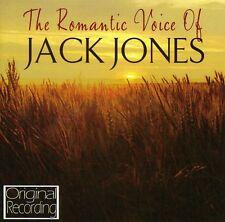 Jack Jones - Romantic Voice of Jack Jones [New CD]
