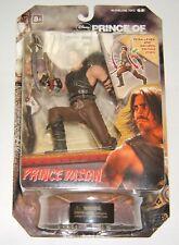 """Prince of Persia PRINCE DASTAN Warrior 6"""" Deluxe Action Figure NIB"""