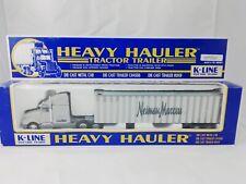 K-LINE NEIMAN MARCUS Trailvan Heavy Hauler Tractor Trailer Truck