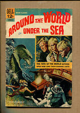 Around The World Under The Sea - Movie Related! - 1966 (Grade 4.0) WH