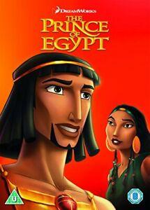 The Prince Of Egypt (2018 Artwork Refresh) [DVD][Region 2]