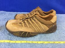 Woodland U-Trek Heavy Duty Hiking Trail Outdoor Shoes Men's size 7   NO LACES