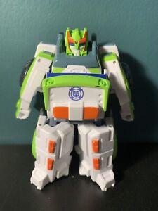 Transformers Playskool Heroes Rescue Bots Medix The Doc Bot Ambulance Hasbro
