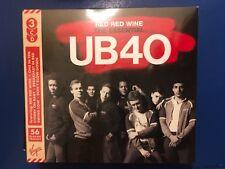 UB40.             THE. ESSENTIAL.  UB40.            THREE. DISC. BOXSET