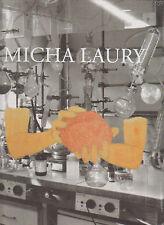 MICHA LAURY Expositions Gac-Press LIVRE D'ART sculpture
