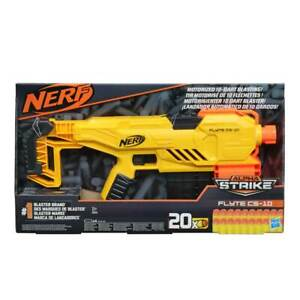 Nerf Alpha Strike Flyte CS10 Motorized Blaster
