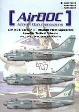 AirDoc Decals 1/72 LTV A-7E CORSAIR II Atlantic Fleet Squadrons Low Viz Scheme