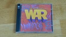 "The Very Best Of ""WAR"" (Doppel CD) Rare"