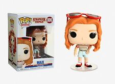 Funko Pop Television: Stranger Things - Max Vinyl Figure #38531