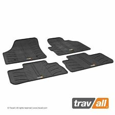 RUBBER CAR MATS for LAND ROVER FREELANDER 2 2007-2015 All Weather