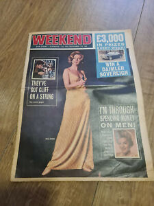 Gerry Anderson Thunderbirds Cliff Richard, The Shadows  Weekend magazine 1960s
