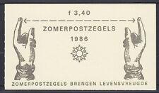 Países Bajos MH 33 pb 32 ** markenheftchen, cuadernillo, correos frescos, mnh