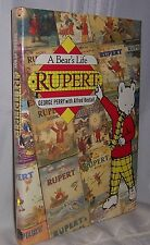 George Perry with Alfred Bestall RUPERT: A Bear's Life First edition Comic Teddy