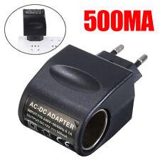 220V AC Socket to 12V DC Power Car Cigarette Lighter Charger Converter Adapter