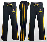Mens Cotton Jogger Fleece Jogging Trouser Track Suit MMA Boxing Bottom 708