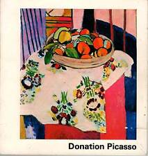 DONATION PICASSO - La Collection Personnelle (LIVRE/BOOK) RMN 1978