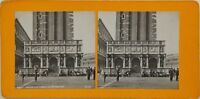 Venezia La Loggia Da Sansovino Italia Foto Stereo Vintage Analogica
