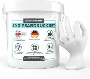 3D Partner Gipsabdruck Set Paare Gipsabdruckset Handabdruck Familie Abdruckset