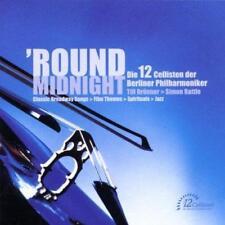 Die 12 Cellisten Der Berliner - Round Midnight (NEW CD)