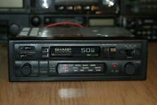 Sharp RG-F288E 90s Vintage Cassette Car Stereo Warranty Bluetooth VW TVR