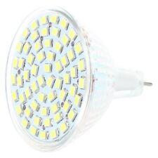 G/GU/GX5,3 MR16 3528 SMD 60 LED Lampe AMPOULE SPOT Lumiere BULB BLANC 12V 4 U2E7