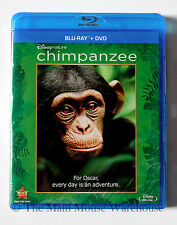 Disney Nature Disneynature African Chimpanzee Adoption Documentary Blu-ray & DVD