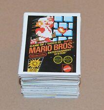 1992 MERLIN Nintendo Complete Set 276 Stickers Super Mario Bros Legend of Zelda