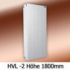 Arbonia Heizkörper Heizwand vertikal  HV 100-2  H=1000mm, T=104mm ,B=420mm