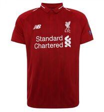 Liverpool FC 2018/19 Men's Replica Home Jersey by New Balance XL