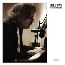 "Bill Fay ""Life is people"" CD mercancía nueva"
