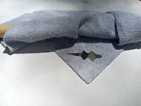 Antimicrobial Cleaning Towel Gator Defender Silver Micro Great For Sports 2ea