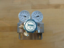 Airgas Y12 244a510 Two Stage Brass 0 25 Psi Analytical Cylinder Regulator